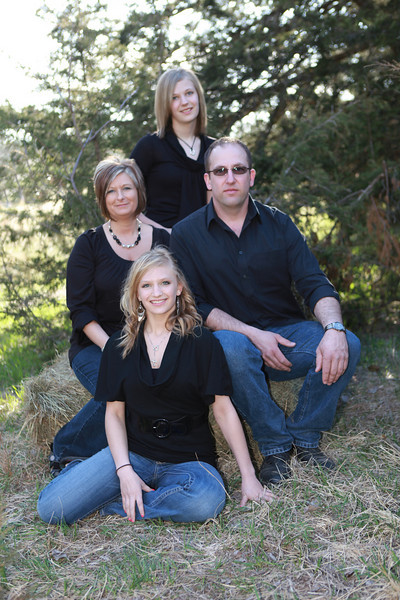 Kevin Benes Family