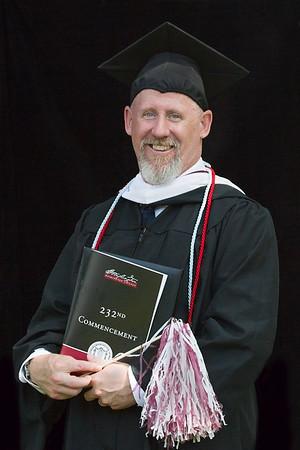 Kevin Clark Graduation
