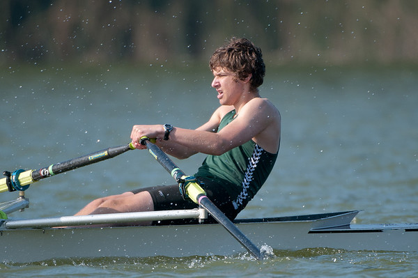 Kevin Rowing - Pacific Regatta - 2011