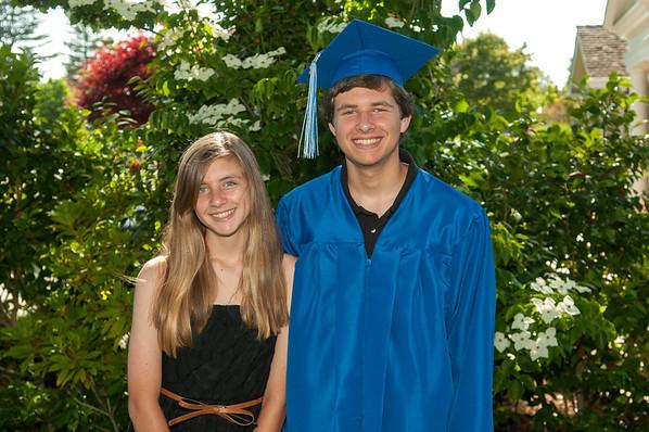Kevin's Graduation 2012