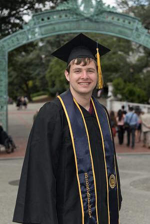 Kevin's Graduation 2016