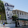 The Orchid Key Inn is a premier boutique hotel. It is located on Duval Street and Truman Avenue right at the very crossroads of Historic Old Town Key West.