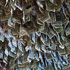 The decor is early and late American clutter.<br /> The clutter of thousands of dollar bills, from ceiling to floor.