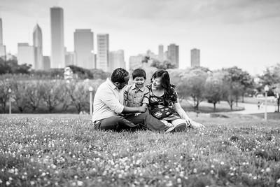 Kebed Family Summer 2017