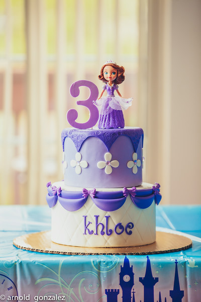 khloes 3rd bday