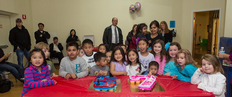 Kids' Birthday Party 2012
