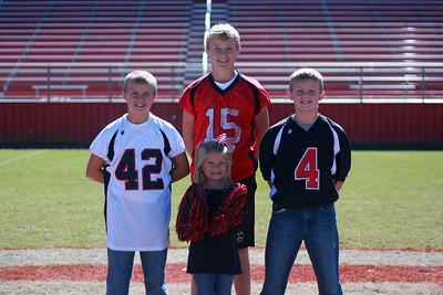 Kids Football 10-18-15