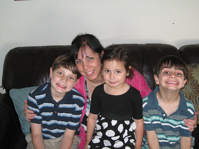 Kids & Mommy & Abuela