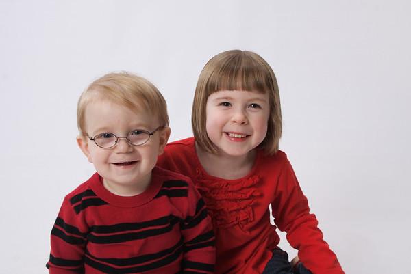 2012 Kids' Portraits