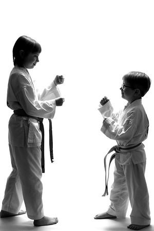 2016 Kids' Karate Portraits