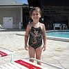 Swimmer Rebecca