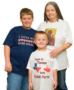 2008 Family Photos