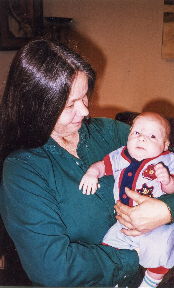 Cherry and EJ February 10, 1998 1446 14th Street Hempstead, Texas