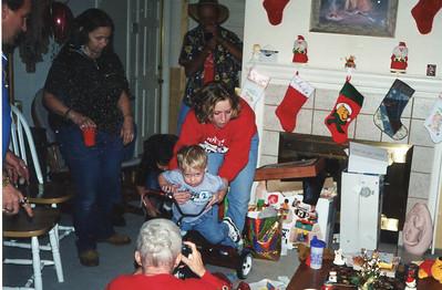 Erik's 2nd Birthday 1999
