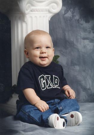 Erik - 8 Months Old August 29, 1998