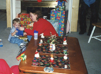 Erik's 2nd Birthday 1999