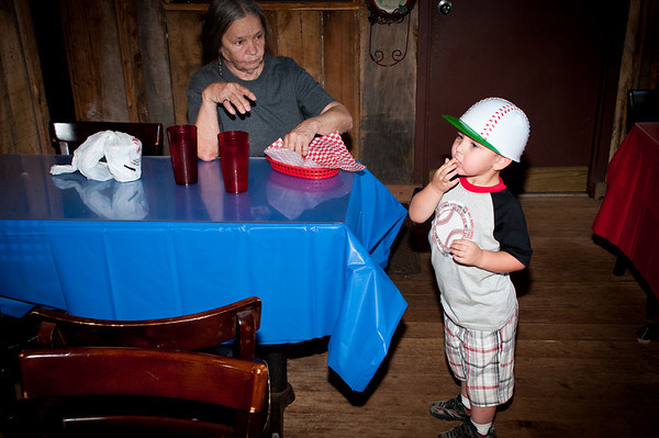 Jimmy's 4th Birthday Party