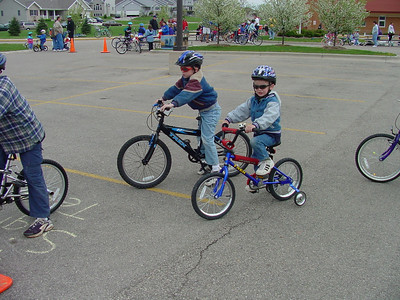 5-05-2001 Bike Safety Program
