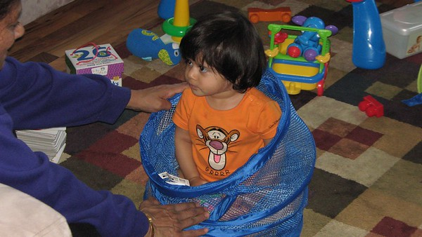 Aishani 20 Months