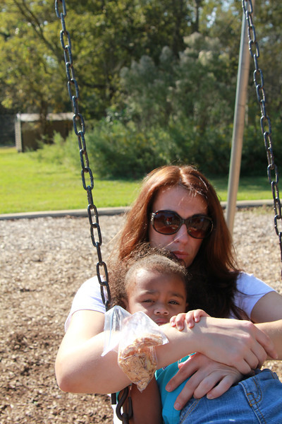 At the park 10-20-2012