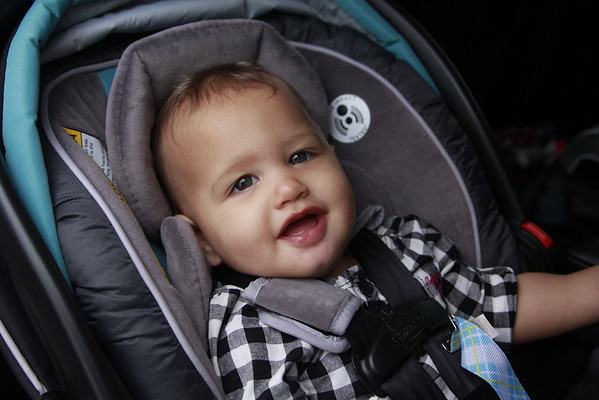 Chloe 9 Months
