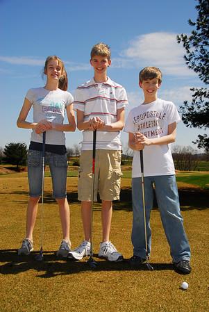 Golfing  - Spring 08