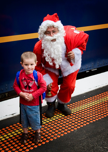 Really not sure about this Santa character