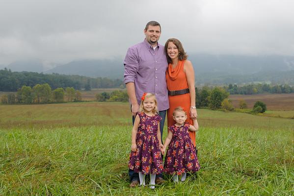Kiger Family Fall