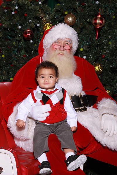 Killian's First Christmas