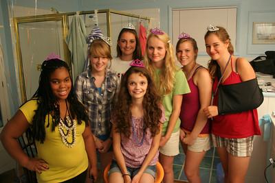 Kimberly's 16th Birthday Party