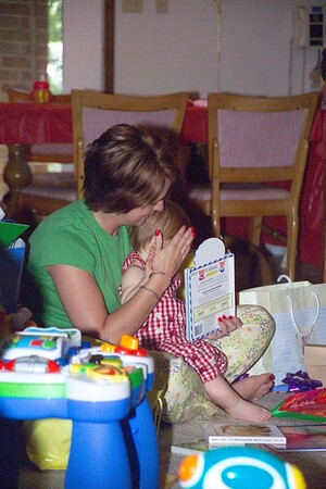 2003/07/26 - Abbie's 1st Birthday