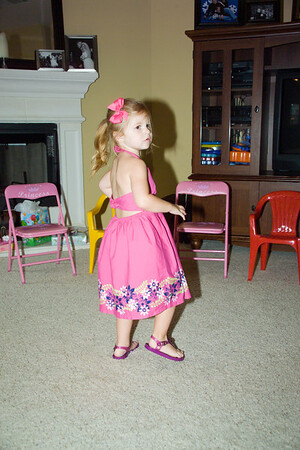 2005/07/23 - Abbie's Birthday Party