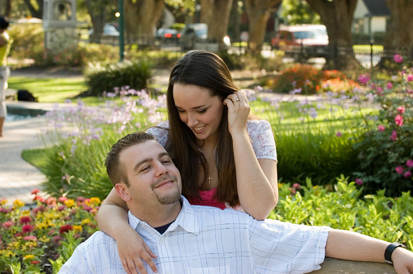 Kim and David's Engagement Photos