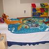Zak and Tony the Tiger's new bedroom.