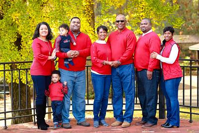Kimberly Bell Family 2017