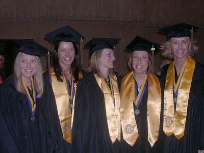 Kimberly Akron U Graduation