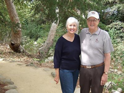 Kimseys in Santa Barbara, September 2007