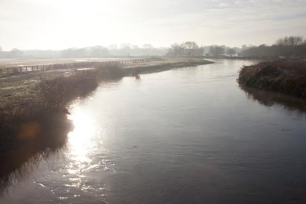 Kingsbury Water Park January 2015