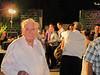 03-Kabalat panim (welcoming the guests): Abba Niv, Tsach (center background), Daniel Niv (right)