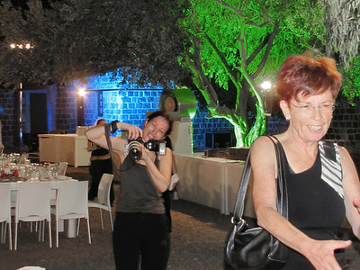 04-Official photographer, and Irit from Kfar Netter