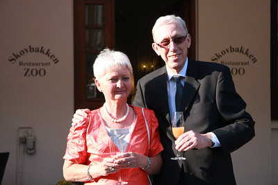 Kirsten og Mogens Sølvbryllup - Aften