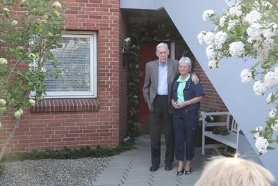 Kirsten og Mogens Sølvbryllup - Morgenkaffe