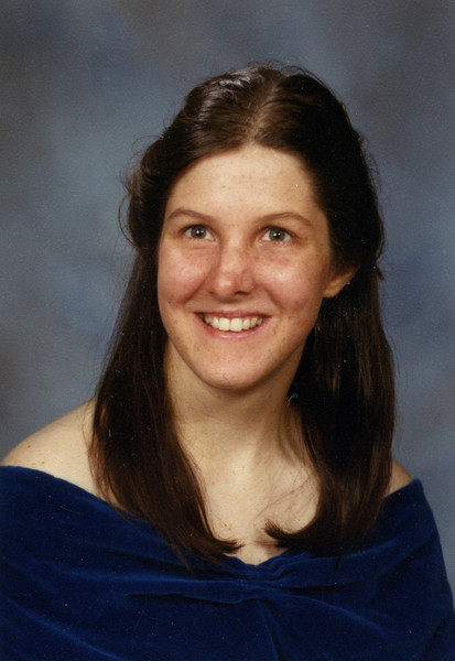 Kirsten High School Portrait