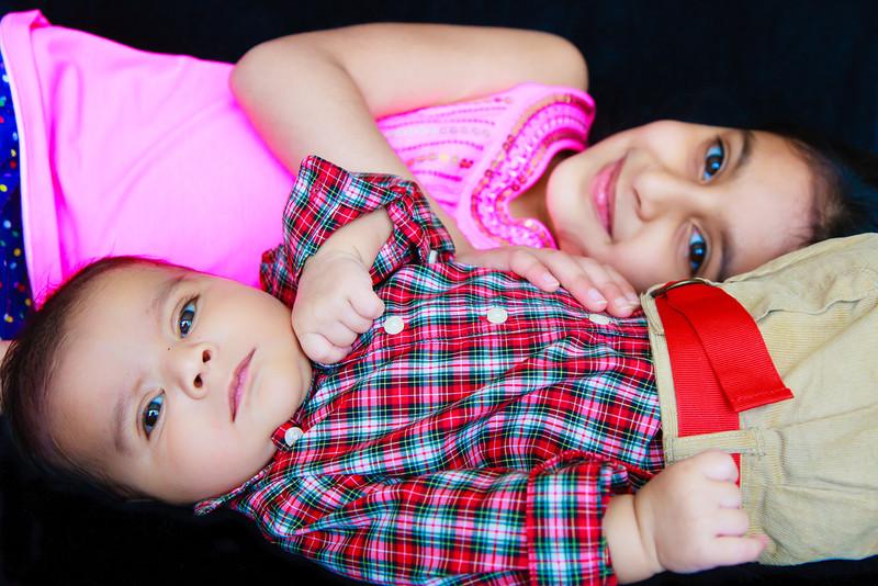 With Sakshi