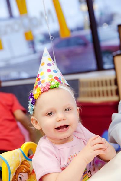 Kiylyn's 1st Birthday 2018