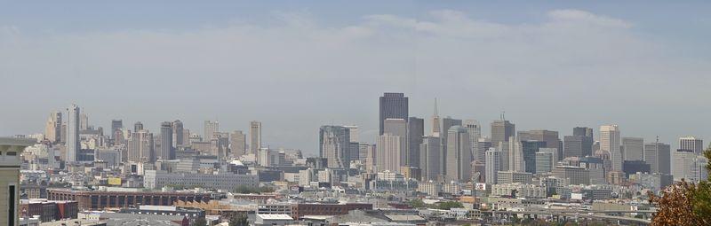 San Francisco Cityscape Sharpened1