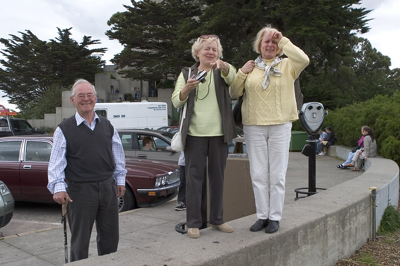Group At Coit Tower1