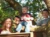 Tree house shot -- at home