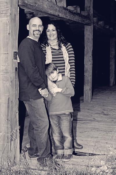 Knutson Family 2014