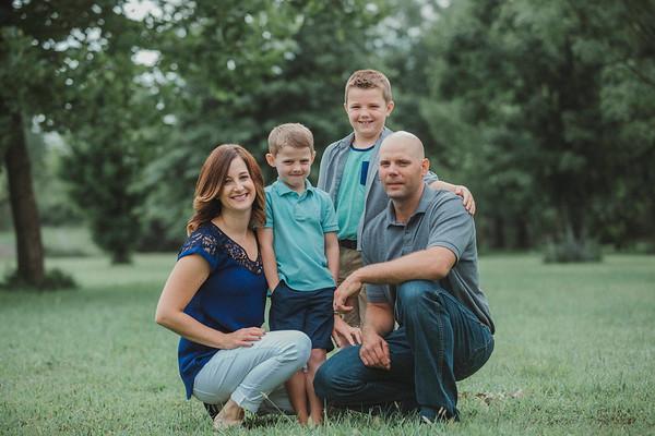 Koehler Family 2017